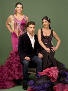 Este sábado y domingo en el teatro Maestranza «Recordando a Marife de Triana, con Eirka Leiva, Joana Jimenez y Antonio Cortes»