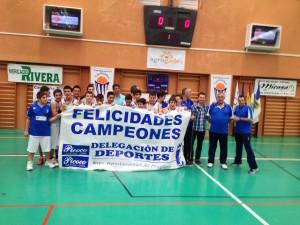 El Agrogades Baloncesto Chipiona se proclama campeón de la final provincial en casa