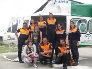 Voluntarios de Protección Civil se forman en la prevención de incendios forestales y se adhieren al plan INFOCA