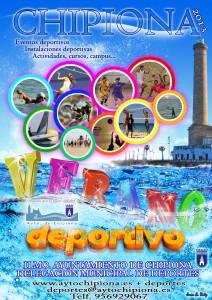 """Deportes presenta el programa """"Verano Deportivo 2013"""" con todas las actividades lúdico deportivas hasta septiembre"""