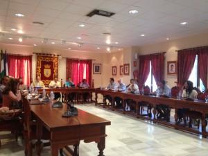 Los concejales socialistas Inmaculada Reyes Sánchez y Virgilio Claver de Sardi renuncian a su acta de concejal