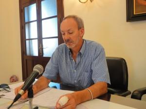 Rafael Naval anuncia que en septiembre comenzarán las obras de rehabilitación en Camacho Baños