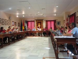 PP y PSOE apoyan rechazar la propuesta de liquidación aprobada inicialmente por el pleno de la Mancomunidad del Bajo Guadalquivir