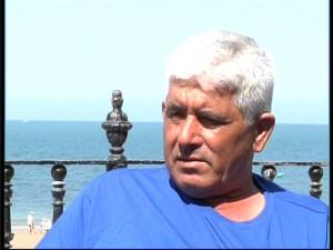 José Luís Gómez Durán, hombre del Mar 2013, recibirá su homenaje el martes en la Cruz del Mar
