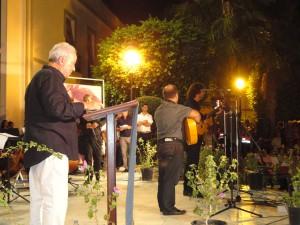 Antonio Martín regala una noche grande y mágica para recordar a Rocío Jurado en su Semana Cultural