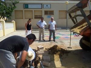 El Ayuntamiento ultima la puesta a punto de los centros escolares para el próximo curso
