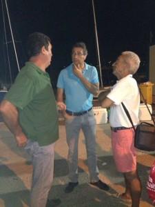 La prestigiosa regata La Farola trae a Chipiona 23 embarcaciones y casi un centenar de tripulantes
