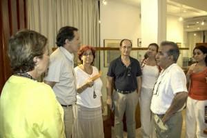 Gran éxito de público y artístico en la  exposición fotográfica de faros en Cádiz.