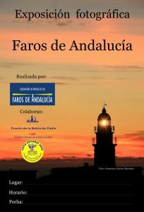Convocan a la inauguración de la exposición de fotografías  sobre Faros Andaluces en Cádiz