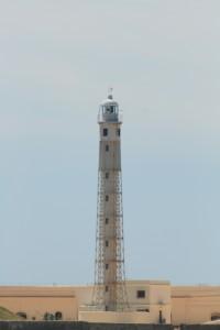 Faro de Cádiz: 36.500 noches de servicio.