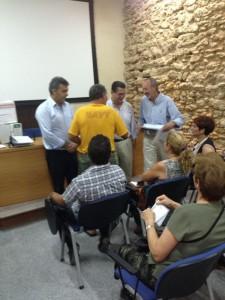 Entregados catorce proyectos de rehabilitación de viviendas correspondientes al ejercicio 2009