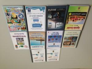 La Delegación Municipal de Educación recibe las agendas escolares para el nuevo curso que entregará a los centros educativos próximamente