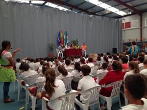 Circula seguro será el lema de la séptima edición del  Programa de Educación Vial en Chipiona