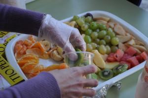 El Colegio Maestro Manuel Aparcero ha celebrado hoy una jornada especial con motivo del Día de la Alimentación