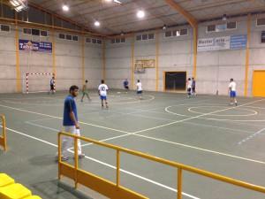 Concluye con éxito de participación el campeonato de fútbol sala Creando Futuro