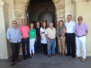Davinia Valdés anima en la inauguración del curso a trabajar todos por la educación