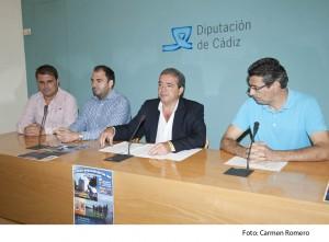 Diputación estrena su Circuito de Duatlón con tres pruebas en Barbate, Chipiona y San José del Valle