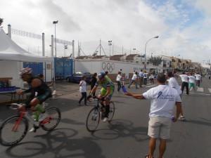 Jesusmi Delgado se alza con el noveno puesto del Desafío Doñana y el primero de su categoría