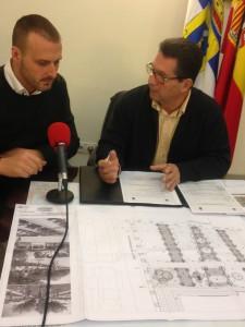 El Ayuntamiento se suma al Plan Reactiva 2013 con el proyecto de cambio de ubicación del mercadillo de los lunes a un espacio de mejor acceso
