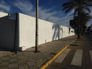 El delegado de Disciplina Urbanística agradece a los ciudadanos la colaboración mostrada en la limpieza y vallado de sus solares.