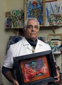 El próximo miércoles Miguel Caiceo inaugura exposición pictórica en Abades Triana