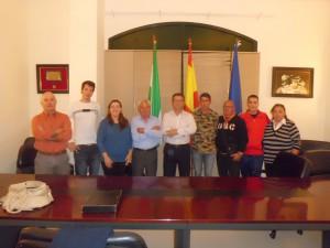 El Gobierno Municipal apoya a la Asociación La Borriquita en su lucha por convertirse en Hermandad.