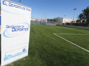 Deportes promociona el fútbol indoor con un torneo que comienza el lunes 18