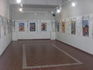 Expuestas las quince obras que optan a anunciar el Carnaval de Chipiona 2014