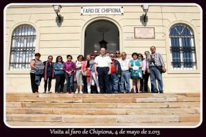 La asociación de Amigos de los faros de Andalucía hace oír su voz en el Parlamento Autonómico