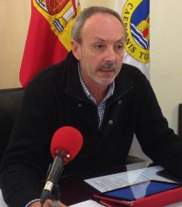 Rafael Naval acusa al PSOE de crear crispación en Camacho Baños para apuntarse tantos que no le corresponden
