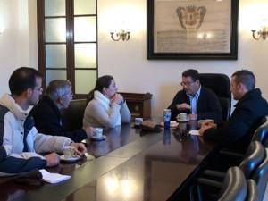El Ayuntamiento de Chipiona y la Asociación Caepionis acuerdan reivindicar un uso cultural para el Faro de Chipiona