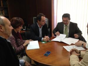 Antonio Peña pide a la Junta activar el deslinde ante el desistimiento de Rota en el Supremo