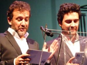 Seis grandes actores andaluces para las autobiografías del Taller de la Memoria