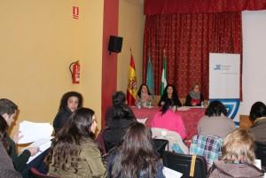 La Delegación de Igualdad participa en la coordinación de Diputación para la jornada del Día de la Mujer