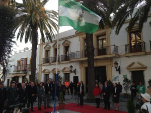 Antonio Peña recordó a Paco de Lucía en la celebración institucional del Día de Andalucía
