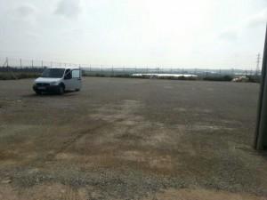 Agricultura continúa con la mejora del Centro de Transferencia de plásticos agrícolas en La Loma