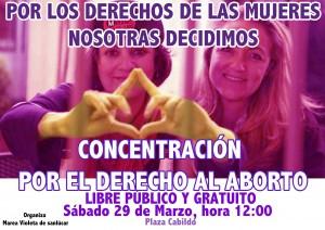 Crean la Marea Violeta de Sanlúcar y convocan concentración para este sábado