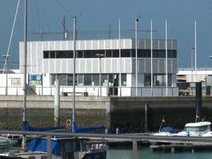 La APPA culmina la rehabilitación exterior de los edificios de Puerto Chipiona