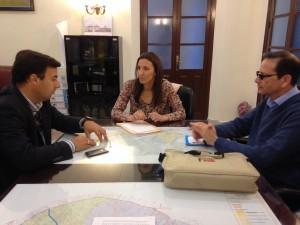 Diputación ultima con los municipios de la comarca el consejo territorial para el Reglamento de Participación Ciudadana