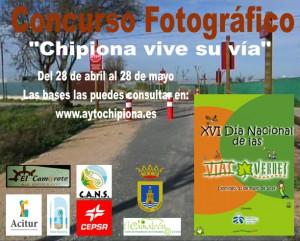 Convocado el primer concurso fotográfico sobre la Vía Verde de Chipiona