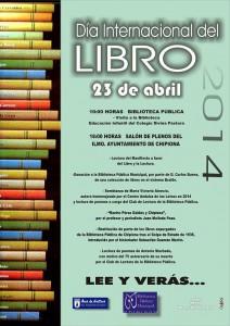 Chipiona conmemora el Día Internacional del Libro con actividades culturales durante toda la jornada