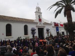 Fiestas sitúa en Semana Santa a los mayores y dependientes en un espacio privilegiado