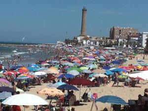 Chipiona lucirá este año un litoral pleno de Banderas Azules