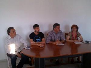 Izquierda Unida Chipiona cita a los adjudicatarios de las 22 viviendas de VPO del Matadero por la exasperante demora en la finalización de la obras por la Empresa Municipal Caepionis.