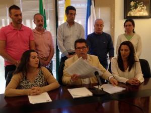 Antonio Peña afirma que su actuación en el caso por el que ha sido imputado fue correcta y confía que se aclare