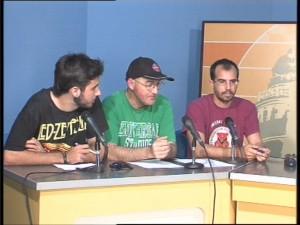 """Los jóvenes de Más que Cultura, El Rugido y Longa organizan el festival """"Rockmería Festival 2014"""""""