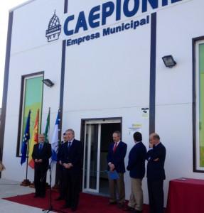 La bolsa de trabajo rotativa de la Empresa Municipal Caepionis se pondrá en marcha la semana próxima.