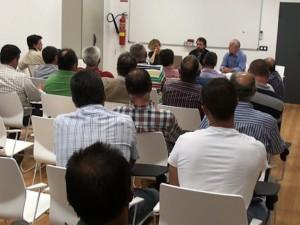 El Grupo de Desarrollo Rural informa a más de 50 agricultores locales sobre las líneas de subvenciones existentes