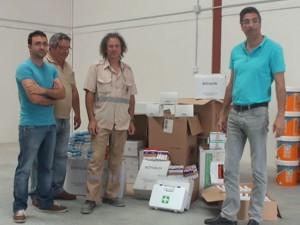 El Ayuntamiento de Chipiona se pone el día en la dotación del material de primeros auxilios a sus departamentos