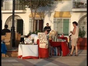 El rastro artesanal y de segunda mano se traslada este fin de semana a su ubicación veraniega de la Plaza de El Molino